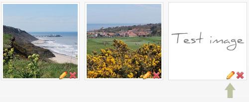 Setting image options with Nivo Slider